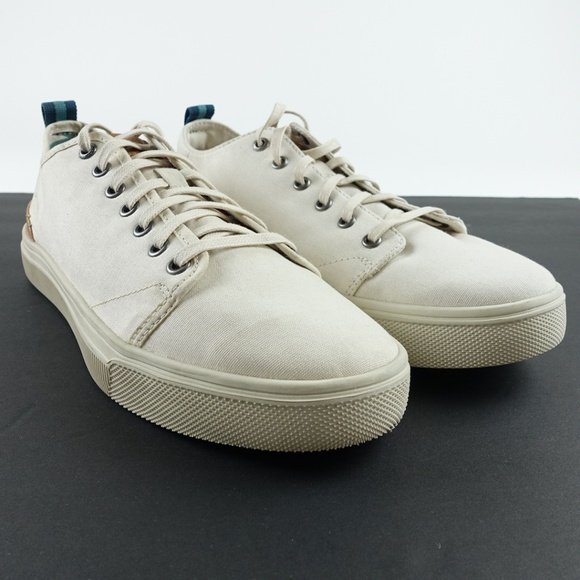 6003d995ede TOMS Men Birch Canvas Trvl Lite Low Sneakers R1S1